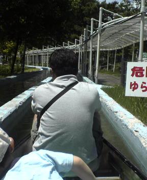 家族旅行イン長野1