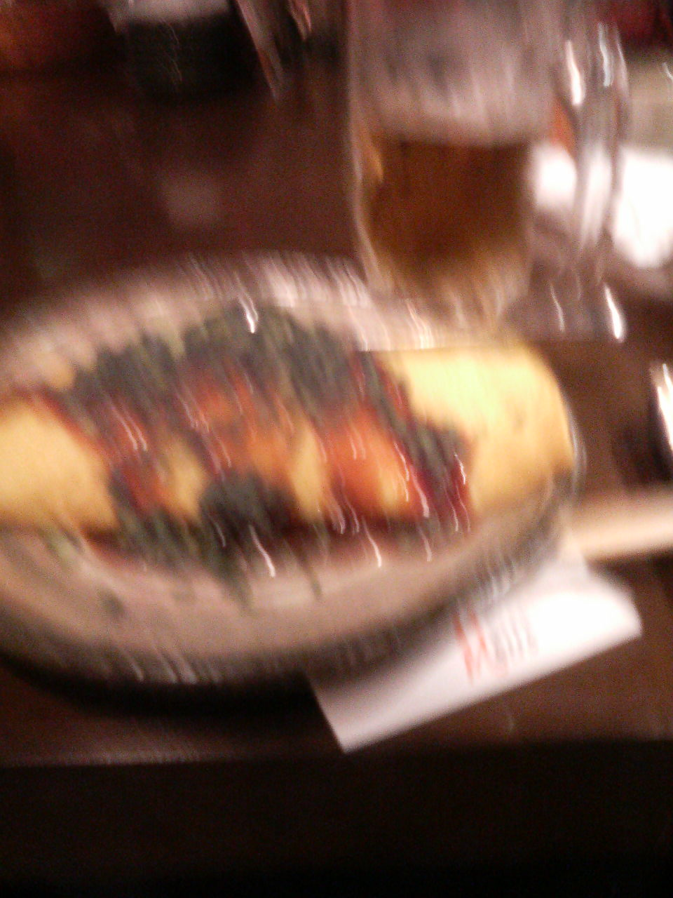 長野市出張・今日の夕食