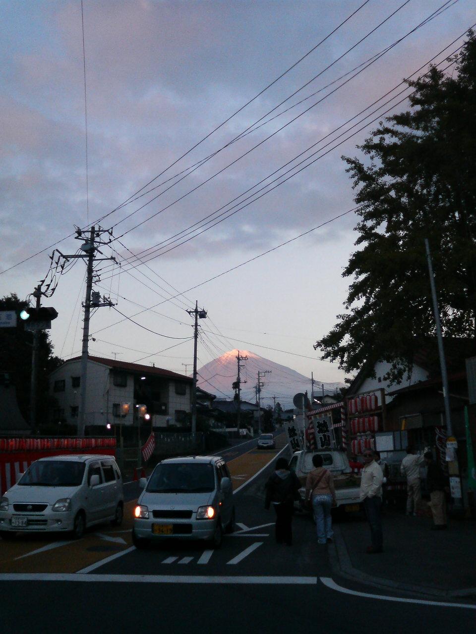 富士宮浅間神社お祭り