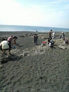 化石イベント